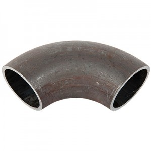 Отвод стальной  ф  40/44,5*5 90* 09Г2С